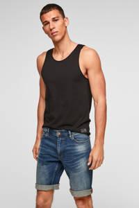 Q/S designed by regular fit jeans blauw, Blauw