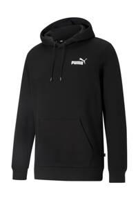 Puma hoodie met logo zwart, Zwart