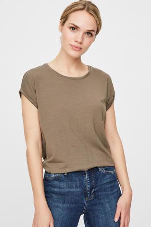 T-shirt VMAVA bruin