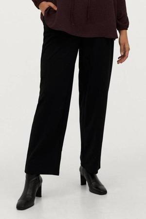 straight fit broek ELSA zwart