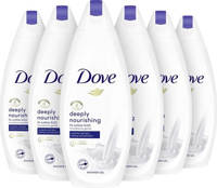 Dove Deeply Nourishing douchecrème - 6 x 225 ml
