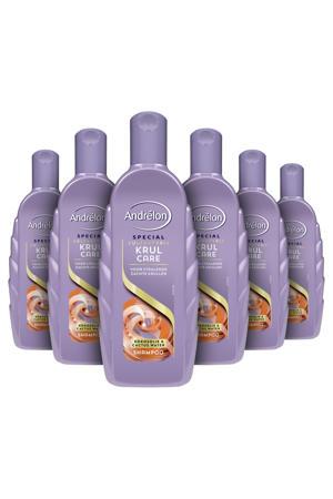 Krul Care shampoo - 6 x 300 ml