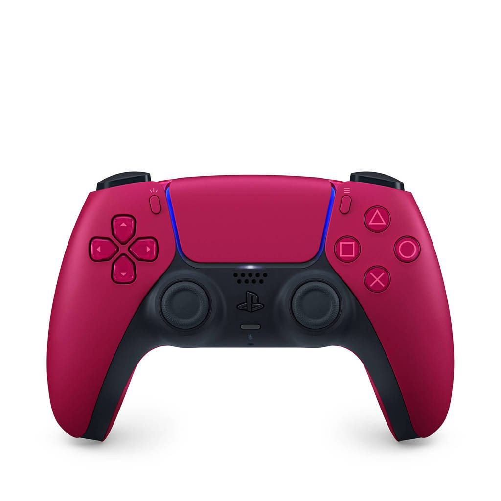 Sony PlayStation 5 PS5 DualSense controller (Cosmic Red), Rood