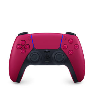 PS5 DualSense controller (Cosmic Red)