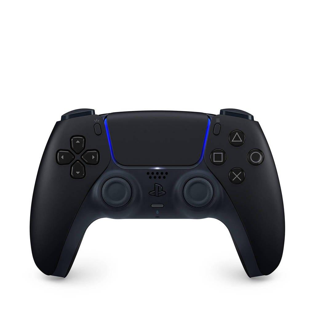 Sony PlayStation 5 PS5 DualSense controller (Midnight Black), Zwart