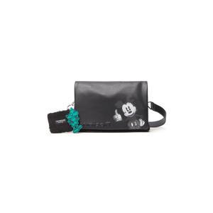 Mickey Mouse crossbody tas zwart