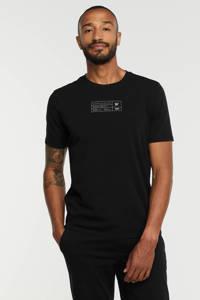 PME Legend T-shirt met printopdruk XV 999 black
