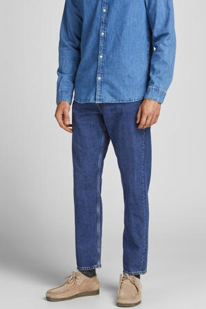 loose fit jeans JJICHRIS JJORIGINAL blue denim