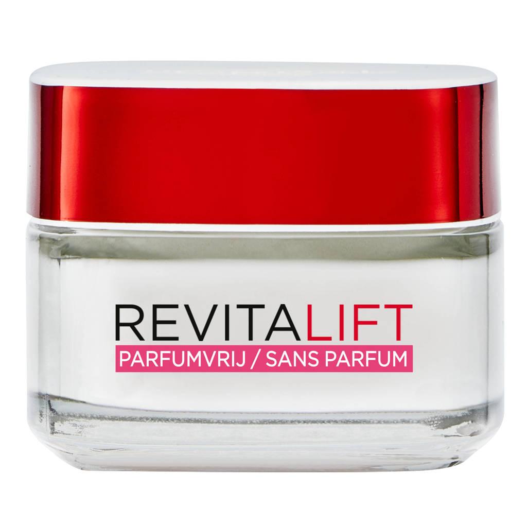 L'Oréal Paris Revitalift dagcrème parfumvrij - 50 ml