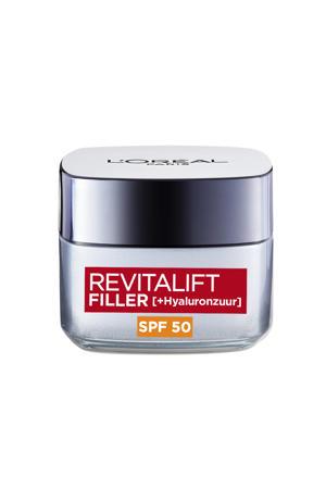 Revitalift Filler Anti-Aging dagcrème SPF50 - 50ml
