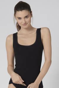 sloggi GO hemd (set van 2) zwart, Zwart