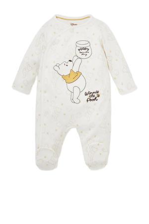 newborn baby boxpak van biologisch katoen wit