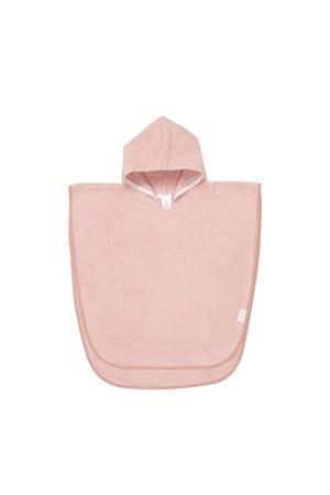 badponcho Dijon organic shadow pink