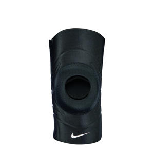 kniebeschermer zwart