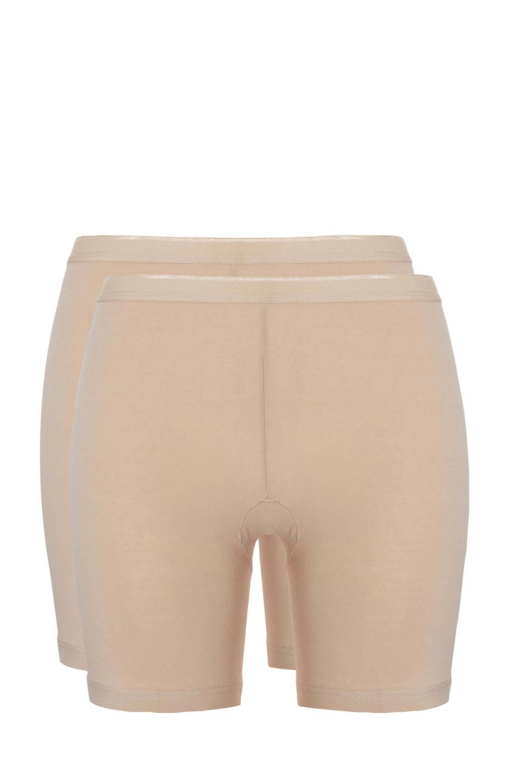 ten Cate Basic short (set van 2) beige, Beige