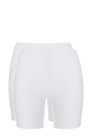 short (set van 2) wit