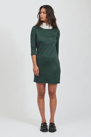 jurk VITINNY donkergroen