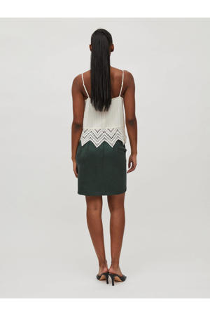 mini rok VIFADDY  groen