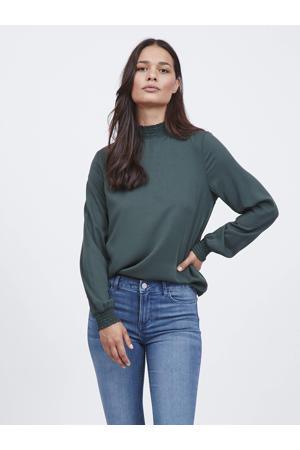blouse VIDANIA groen