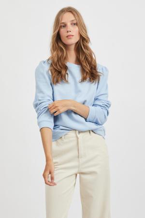sweater VIRUSTIE  lichtblauw