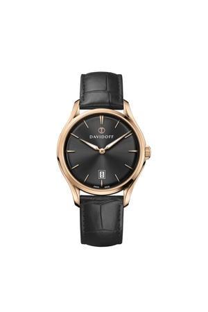 horloge Essentials No. 1 zwart/goudkleurig