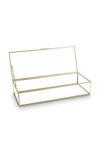 vtwonen displaybox (42x16,5 cm), Goud