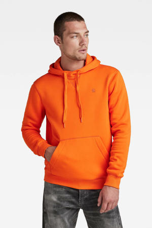 hoodie oranje