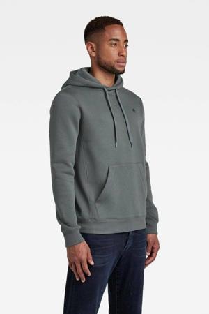 hoodie Premium core grijs