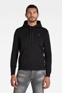 G-Star RAW hoodie zwart, Zwart