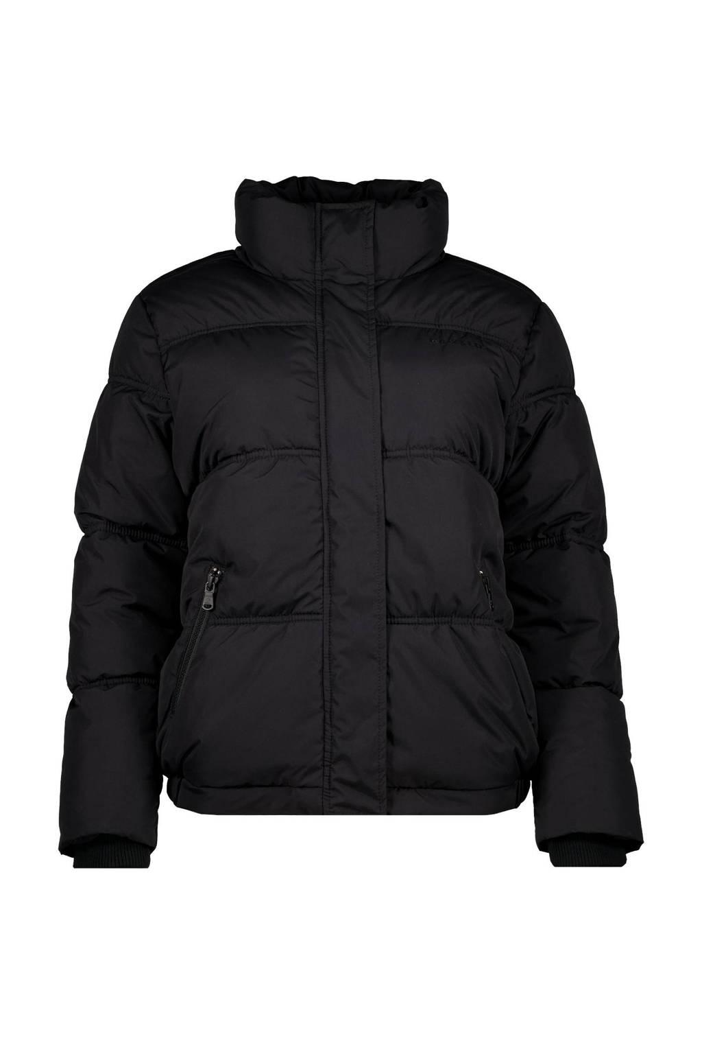 Raizzed gewatteerde jas TAMARY zwart, Zwart