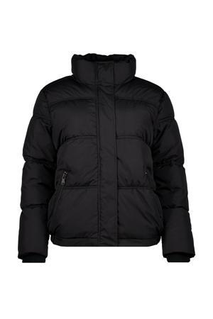 gewatteerde jas TAMARY zwart