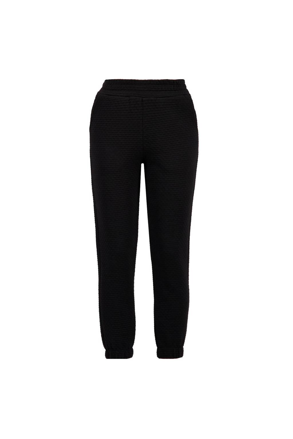 Raizzed regular fit broek SIL 944 deep black, 944 Deep Black