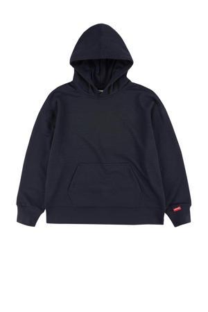 Levi's Kids hoodie Relaxed Core zwart