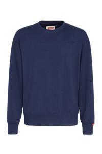 Levi's Kids sweater Graphic donkerblauw, Donkerblauw