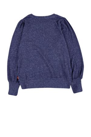 Levi's Kids top met logo donkerblauw