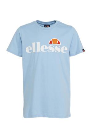 T-shirt Malia lichtblauw