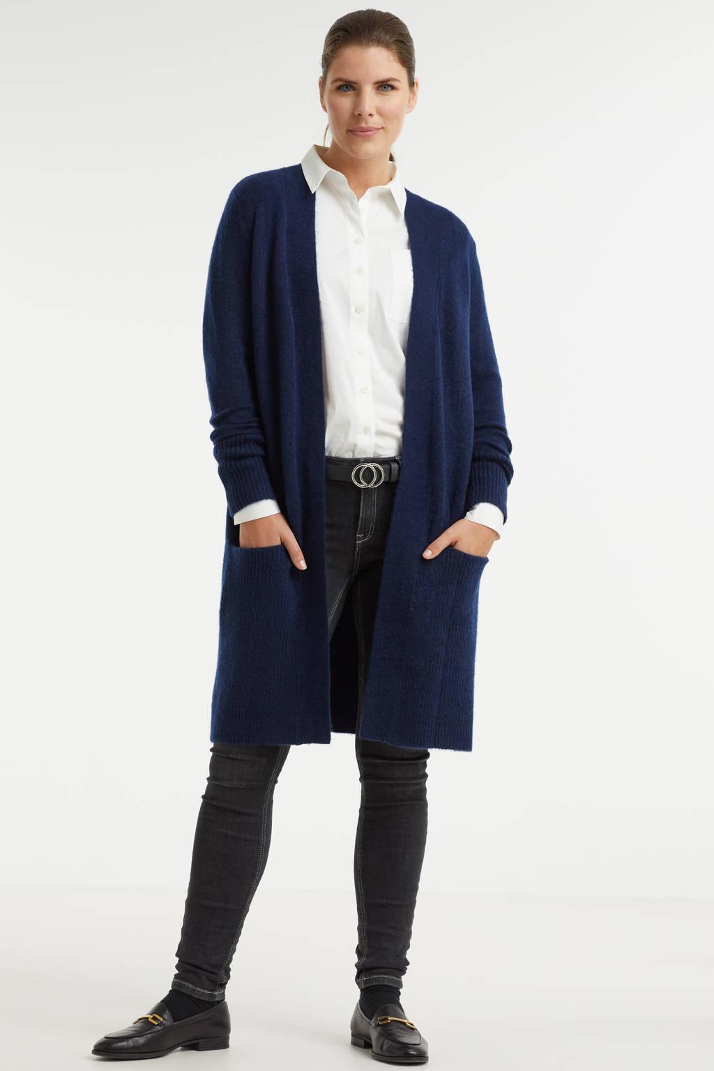 Imagine Vest met zakken, Donkerblauw