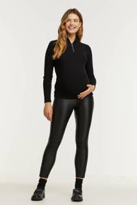 ONLY MATERNITY gecoate skinny fit zwangerschapsjeans OLMKENDELL zwart, Zwart
