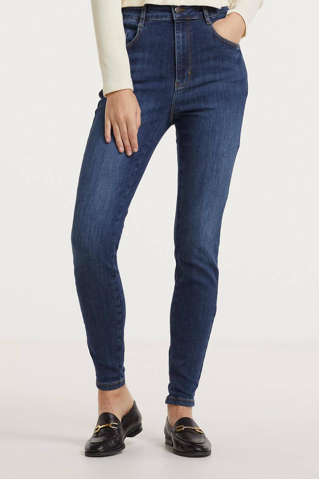 Soyaconcept skinny jeans Kimberly Patrizia 11-C dark blue denim, Dark blue denim