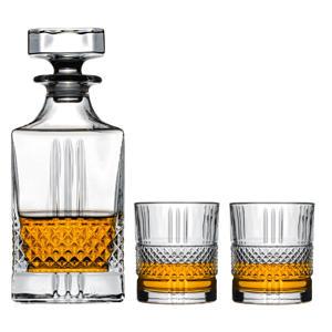 whisky set (3-delig)