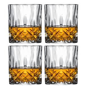 whiskyglazen (set van 4)