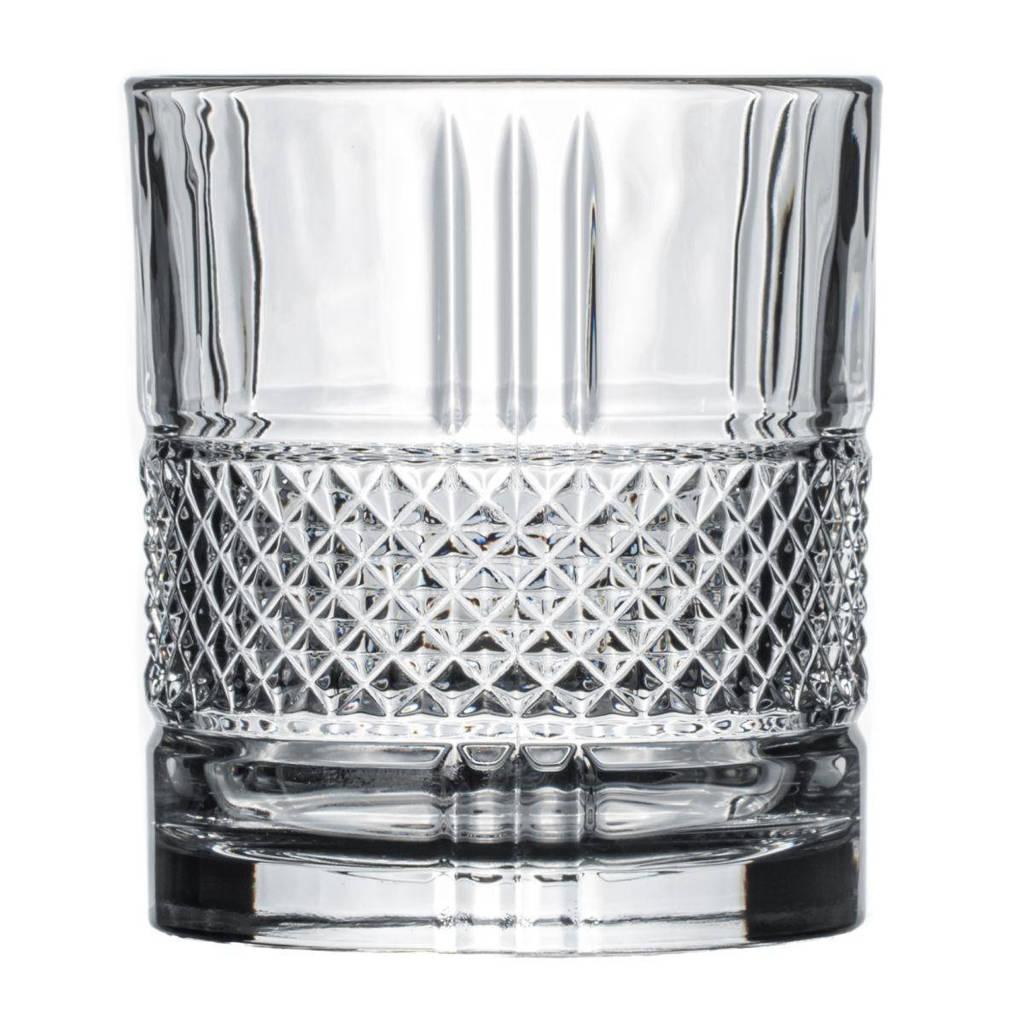 Jay Hill whiskyglazen (set van 2), Transparant
