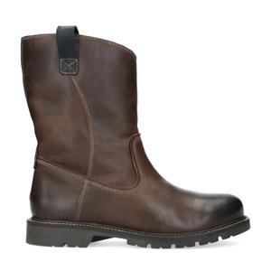 leren boots bruin