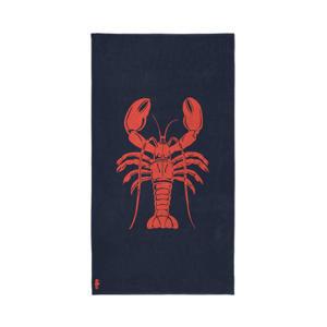 strandlaken Lobster (180x100 cm) Navy