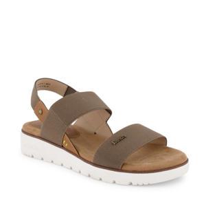 sandalen olijfgroen