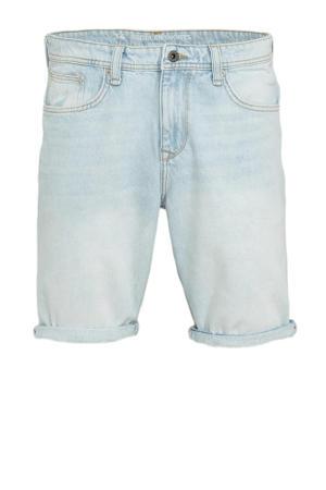 regular fit jeans short light blue