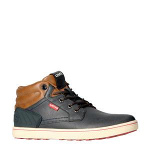 Levi's Kids New Portland Mid T  hoge sneakers donkerblauw