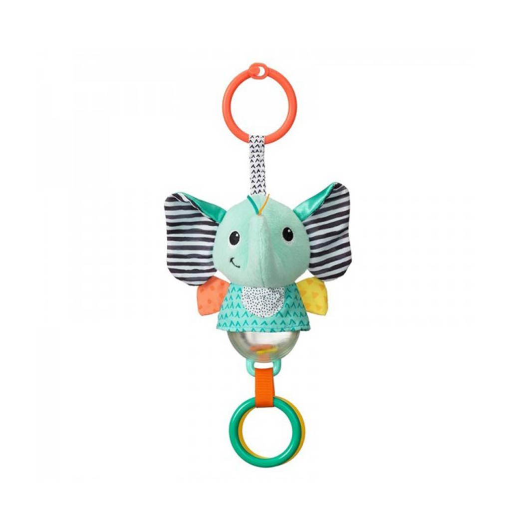 Infantino Hangspeeltje met lichtjes Olifant, Multi
