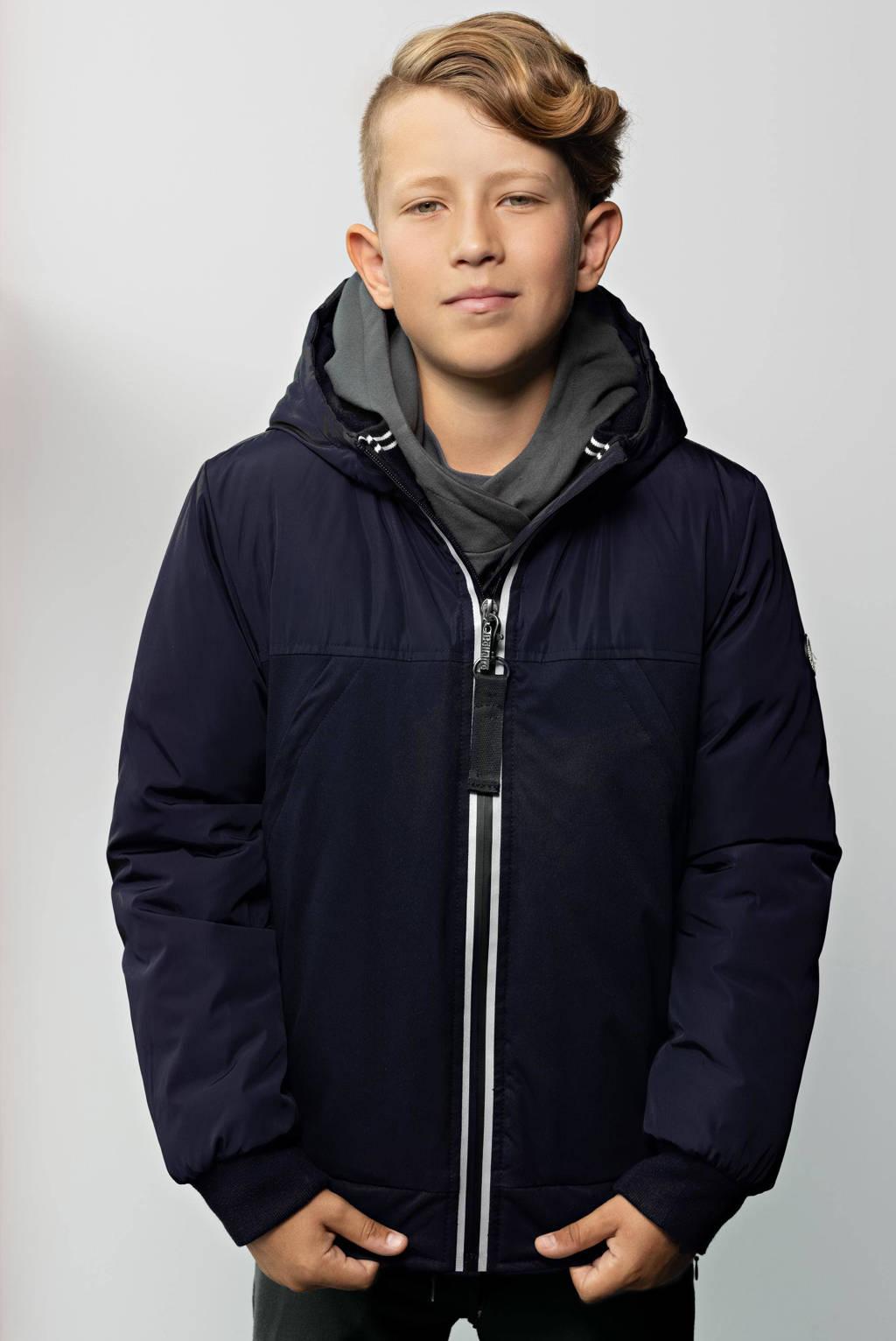 Bellaire winterjas Bassy donkerblauw, Donkerblauw