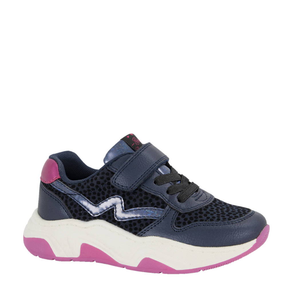 Cupcake Couture   sneakers blauw/roze, Blauw